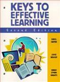 Keys to Effective Learning, Carter, Carol and Bishop, Joyce, 0130128821