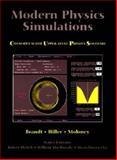 Modern Physics Simulations, Brandt, Douglas and Hiller, John R., 0471548820