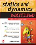 Statics and Dynamics : A Self-Teaching Guide, McMahon, David, 0071478833