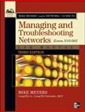 Managing and Troubleshooting Networks, Meyers, Michael and Haley, Dennis, 0071788832