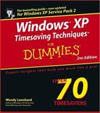 Windows XP Timesaving Techniques for Dummies®, Woody Leonhard and Justin Leonhard, 0764578839
