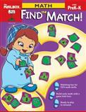 Find the Match!, The Mailbox Books Staff, 1562348833