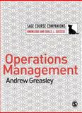 Operations Management, Greasley, Andrew, 1412918839