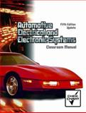 Automotive Electrical and Electronic Systems, Kershaw, John F. and Halderman, James D., 0132388839