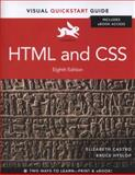 HTML and CSS, Elizabeth Castro and Bruce Hyslop, 0321928830