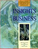 Insights into Business, Michael Lannon, 0175568839