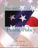 Introducing Public Policy 9780321088833