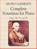Complete Sonatinas for Piano, Muzio Clementi, 0486418839