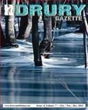 The Drury Gazette: Issue 4, Volume 7 - October / November / December 2012, Gary Drury Publishing, 1481298836