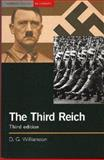 The Third Reich, Williamson, David G., 0582368839