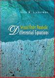 Second Order Parabolic Differential Equations, Lieberman, Gary M., 981022883X