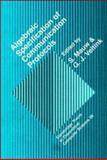 Algebraic Specification of Communication Protocols, , 0521418836