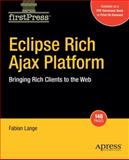 Eclipse Rich Ajax Platform, Fabian Lange, 1430218835