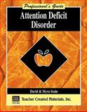 Attention Deficit Disorder, David Sosin, 1557348839