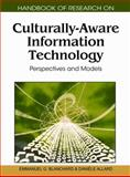 Handbook of Research on Culturally-Aware Information Technology, Danièle Allard, 1615208836