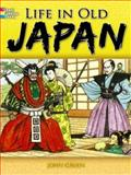 Life in Old Japan Coloring Book, John Green and Stanley Appelbaum, 0486468836
