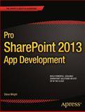 Pro SharePoint 2013 App Development, Steve Wright and David Petersen, 1430258845