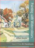 Painting with Watercolours, William Newton, 1844488845