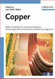 Copper : Better Properties for Innovative Products, , 3527318844