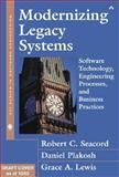 Modernizing Legacy Systems : Software Technologies, Engineering Processes, and Business Practices, Seacord, Robert C. and Plakosh, Daniel, 0321118847