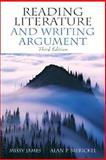 Reading Literature and Writing Argument, James, Missy and Merickel, Alan P., 0132248840