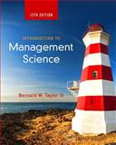 Introduction to Management Science 12th Edition