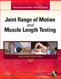 Joint Range of Motion and Muscle Length Testing, Reese, Nancy Berryman and Bandy, William D., 1416058842