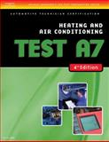Heating and Air Conditioning Test A7, Delmar Learning Staff, 1418038849