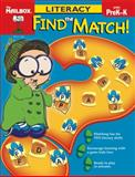 Find the Match!, The Mailbox Books Staff, 1562348841