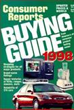 Buying Guide'98, Consumer Reports Books Editors, 0890438846