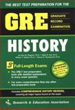 GRE History 9780878918850
