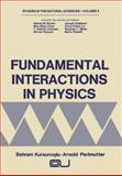 Fundamental Interactions in Physics, Perlmutter, Arnold and Brown, Steven M., 1468408852