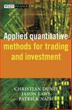 Applied Quantitative Methods for Trading and Investment, , 0470848855