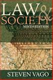 Law and Society, Vago, Steven, 0132318857
