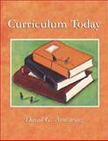 Curriculum Today, Armstrong, David G., 0130938858