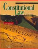 Constitutional Law, Jerome A. Barron and C. Thomas Dienes, 0314158855