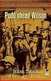 Pudd'nhead Wilson, Mark Twain, 048640885X
