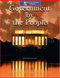 Government by the People, National, State, and Local, Election Update, Burns, James and Peltason, Jack, 013193886X