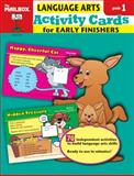 Activity Cards for Early Finishers, The Mailbox Books Staff, 1562348868