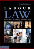 Labour Law, Collins, Hugh and Ewing, Keith, 1107608864