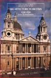 Architecture in Britain, 1530-1830, Summerson, John N., 0300058861
