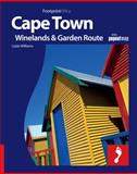 Cape Town - Winelands and Garden Route, Lizzie Williams, 1906098867