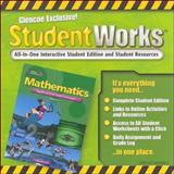 Mathematics : Applications and Concepts, Course 3, StudentWorks CD-ROM, McGraw-Hill Staff, 0078698863