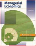 Managerial Economics (Book Only), Hirschey, Mark, 0324588860