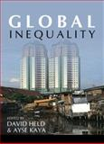 Global Inequality : Patterns and Explanations, Held, David, 0745638864