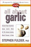 All about Garlic, Stephen Fulder, 0895298864