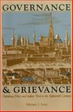 Governance and Grievance : Habsburg Policy and Italian Tyrol in the Eighteenth Century, Levy, Miriam J., 0911198865