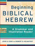 Beginning Biblical Hebrew : A Grammar and Illustrated Reader, Cook, John A. and Holmstedt, Robert D., 0801048869