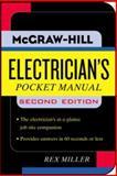 Electrician's Pocket Manual, Miller, Rex, 0071458875