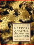 Network Analysis, Architecture and Design, McCabe, James D., 1558608877